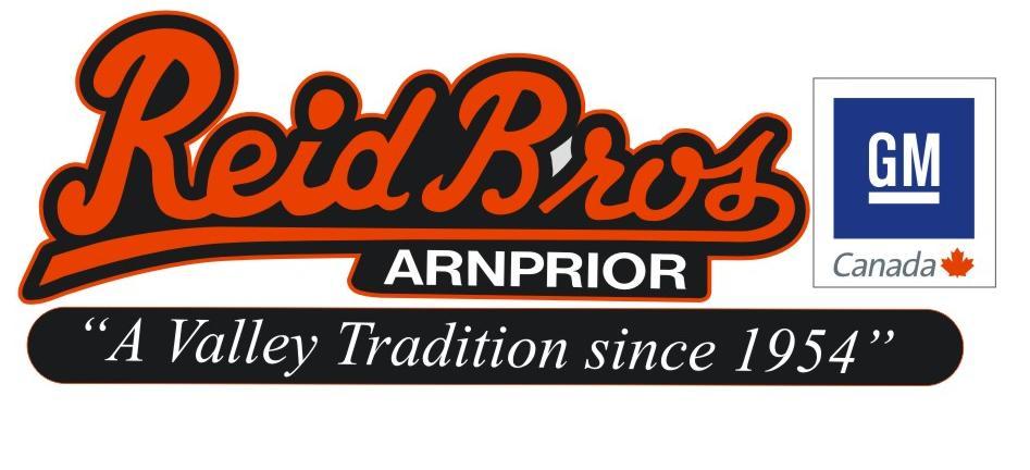 Reid Brothers Motor Sales logo