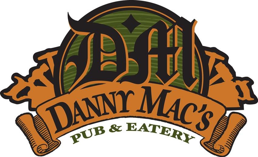 DANNY MAC'S PUB & EATERY logo